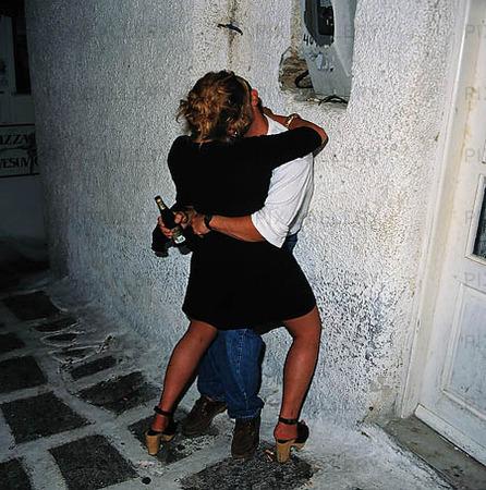 Kyssande par