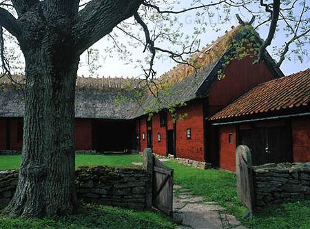 Himmelsberga museum, Öland