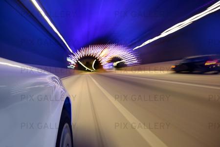 Motorvägstunnel