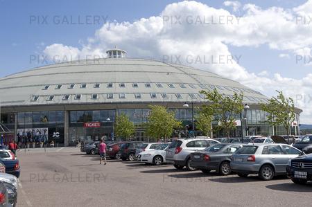Kupolen i Borlänge, Dalarna