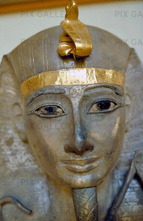 Egyptiska Muséet i Kairo, Egypten