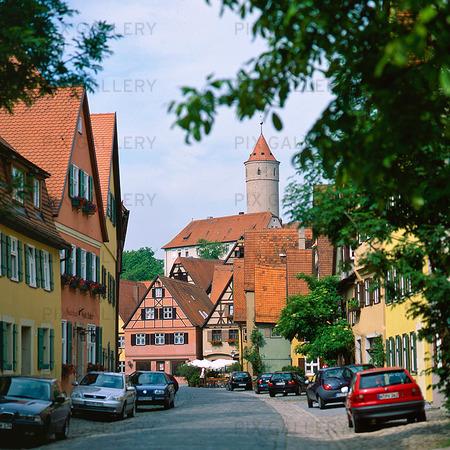 Dinkesbühl, Tyskland