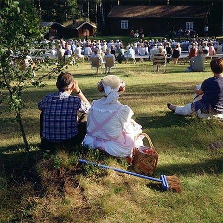 Hembygdsgård i Värmland