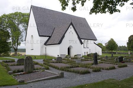 Härkeberga kyrka, Uppland