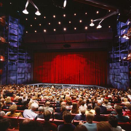 Publik i GöteborgsOperan