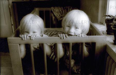 Barn i barnhage