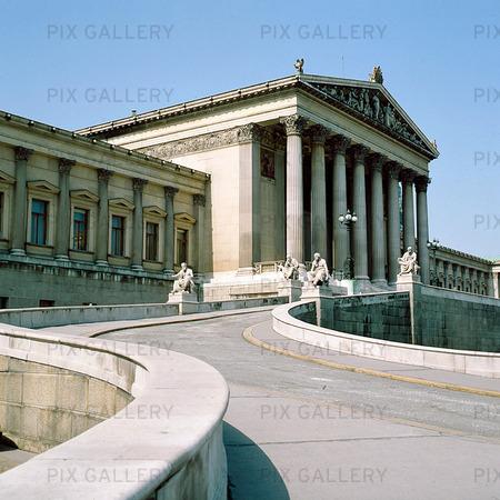 Parlamentet i Wien, Österrike