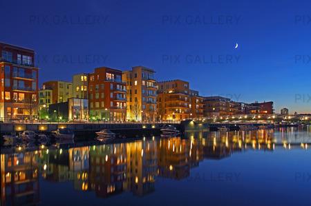 Hammarby sjöstad, Stockholm