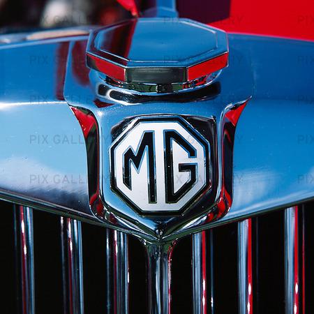 Car parts - MG