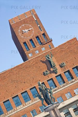 Oslo stadshus