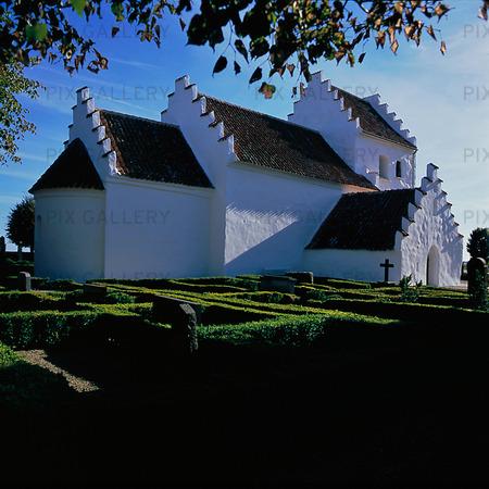 Hannas kyrka i Österlen, Skåne