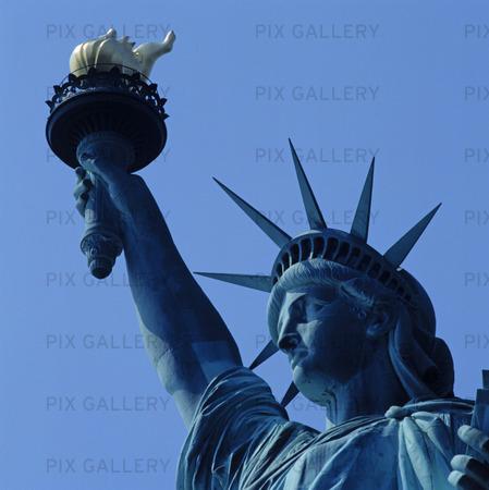 Frihetsgudinnan i New York, USA