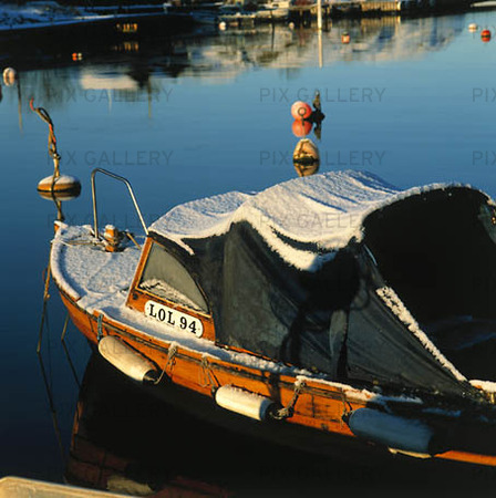 Fritidsbåt
