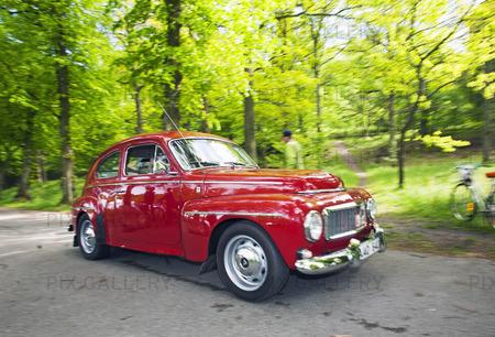 Volvo PV, veteranbil