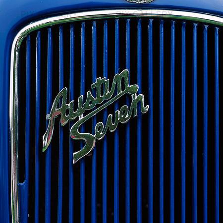 Bildetalj - Austin Seven