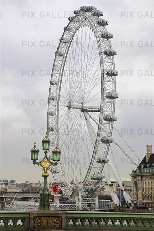London Eye i London, Storbritannien