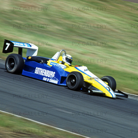 Formel 3, Ronnie Peterson