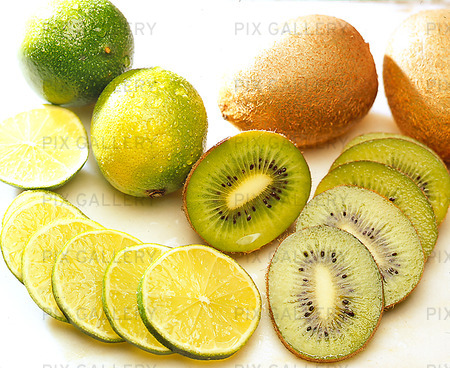 Kiwi och Lime