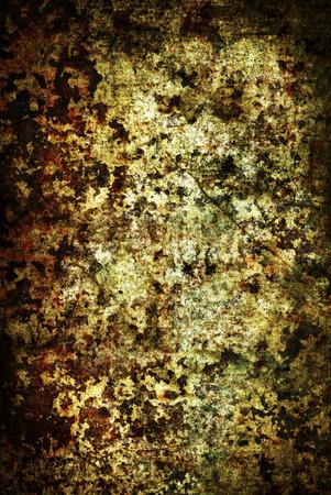 Rostfärgad grunge bakgrund