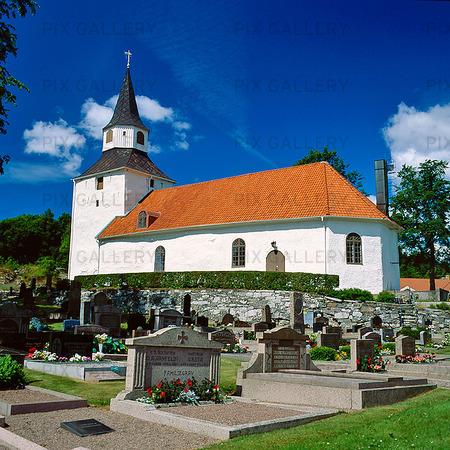 Kareby kyrka, Bohuslän