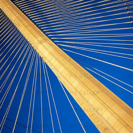 Bron Pont de Normandie, Frankrike