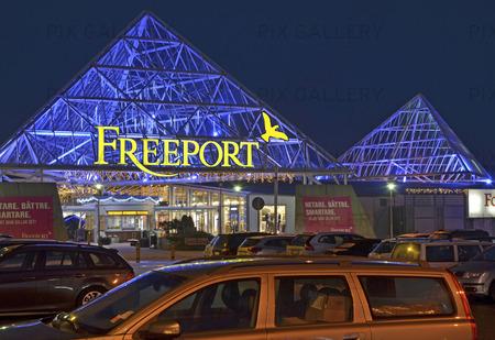 freeport kungsbacka affärer