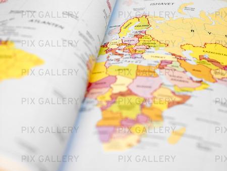 Europa på kartan