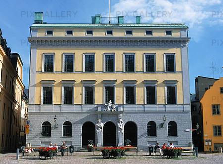 Byggnad på Slottsbacken, Stockholm