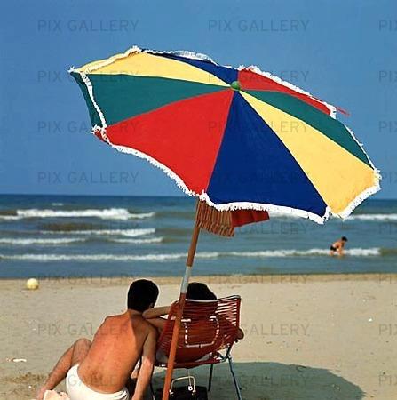 Par på semester, 60-talet