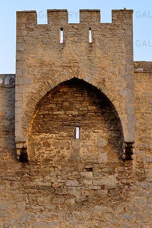 Del av Visby ringmur, Gotland