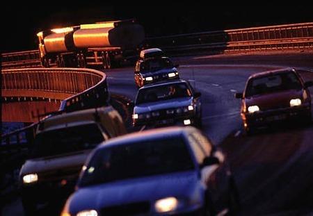 Biltrafik