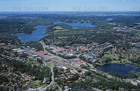 Mölnlycke, Västergötland
