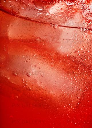 Röd drink