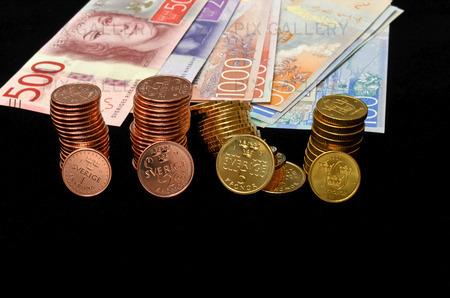 Nya svenska mynt & sedlar