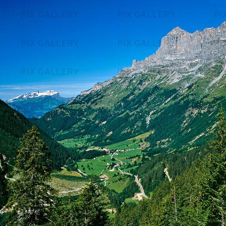 Gadmen Valley, Schweiz