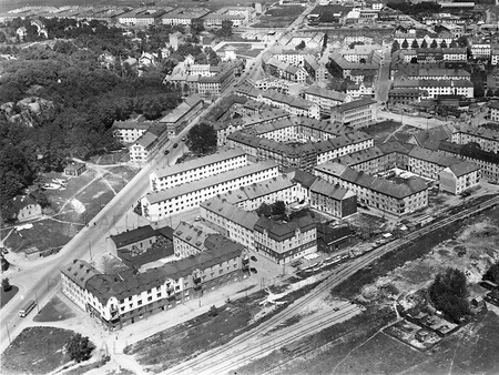 Lundby 1937, Göteborg