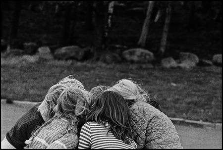 Flickor som leker, 1970 talet