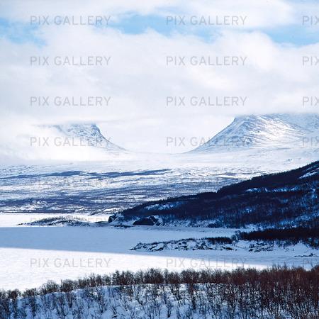 Lapporten, Lappland