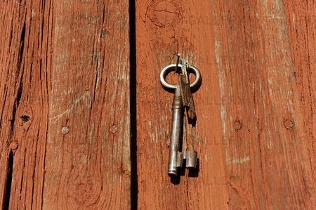 Gammal nyckel