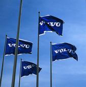 Volvoflaggor