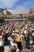Matfestival Kungsträdgården, Stockholm