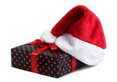 Tomteluva på julklapp