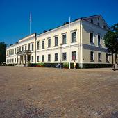 Residentet i Växjö, Småland