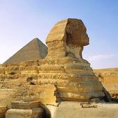 Sfinxen i Giza, Egypten