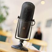 Äldre mikrofon