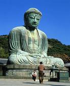 Buddha i Kamakura, Japan