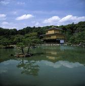 The Golden Pavilion i Kyoto, Japan