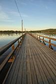 Långbryggan i Rättvik, Dalarna