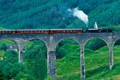Järnväg, Skottland
