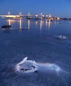 Fotöbron, Bohuslän vinter